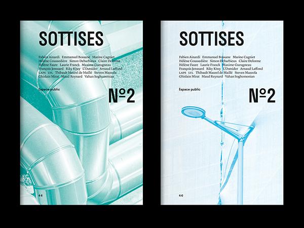 Sottises 2, Espace public