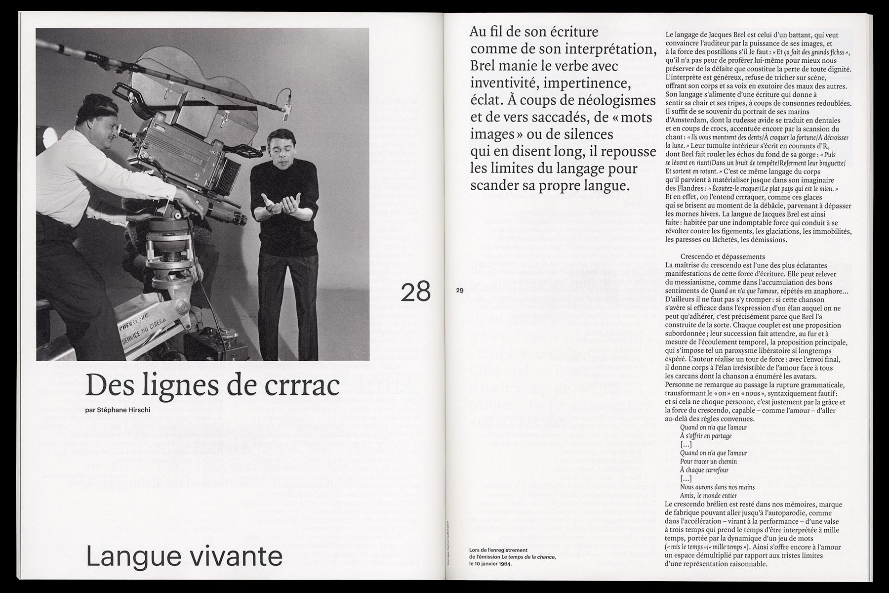 hors-série Télérama Jacques Brel 02