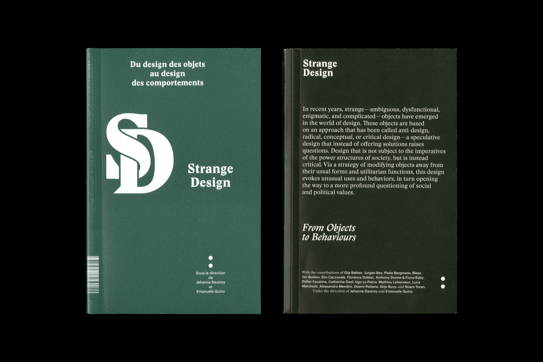 Strange Design 1