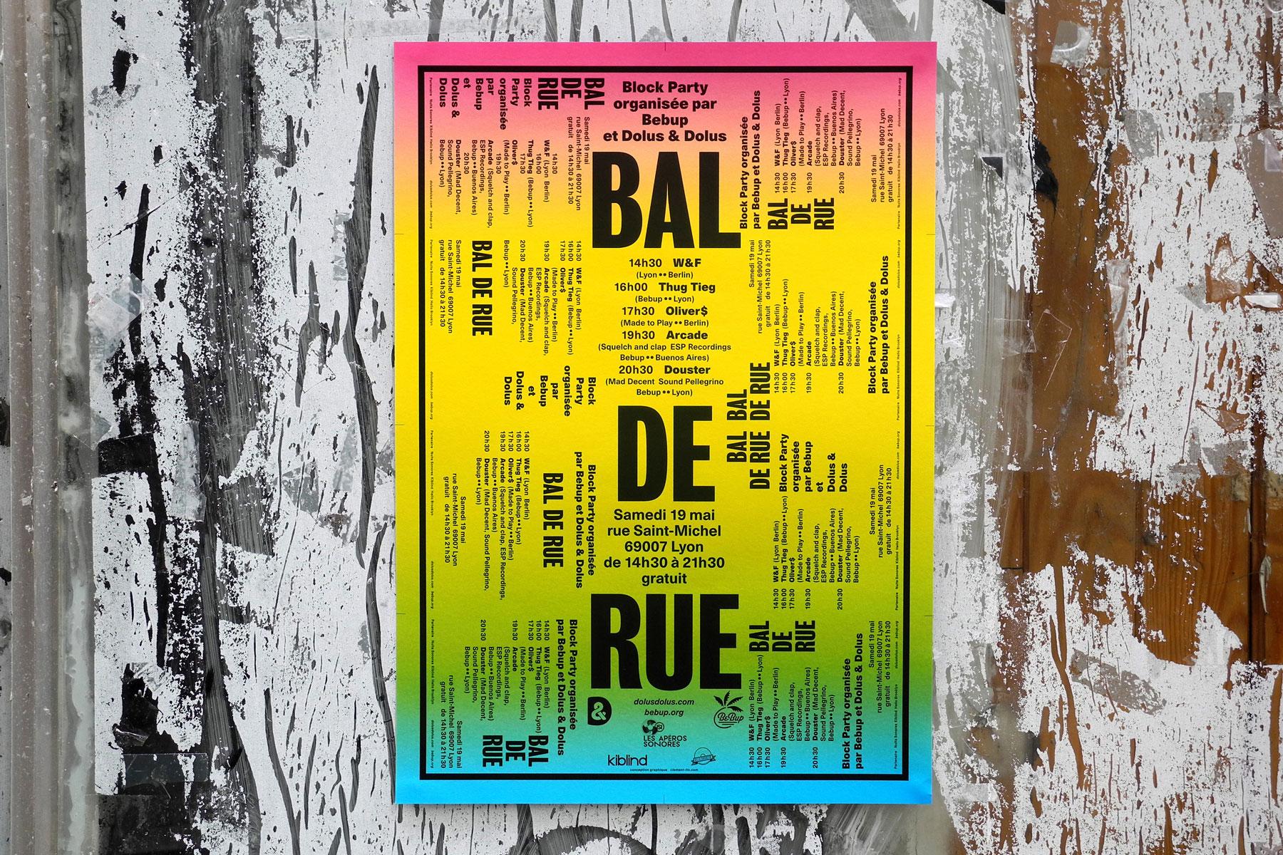 Bal de Rue